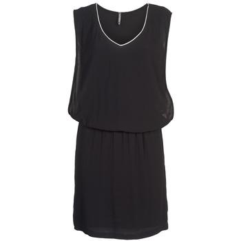 Ruhák Női Rövid ruhák Naf Naf LYLOMA Fekete