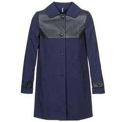 Ruhák Női Kabátok Naf Naf BAUNS Tengerész