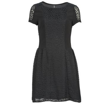 Ruhák Női Rövid ruhák Naf Naf KEUR Fekete