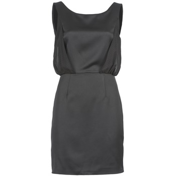 Ruhák Női Rövid ruhák Naf Naf LYCOPINE Fekete