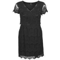 Ruhák Női Rövid ruhák Naf Naf LYJO Fekete