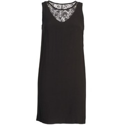 Ruhák Női Rövid ruhák Naf Naf LYSHOW Fekete