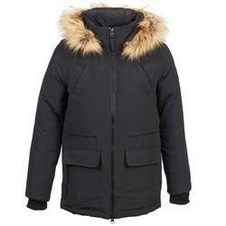 Ruhák Női Parka kabátok Naf Naf BHLIPE Fekete