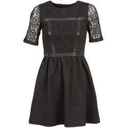 Ruhák Női Rövid ruhák Naf Naf OBISE Fekete