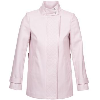Ruhák Női Kabátok Naf Naf ACORA Rózsaszín