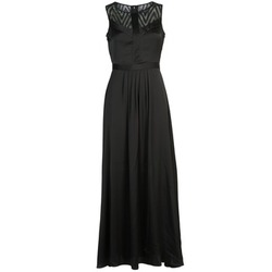 Ruhák Női Hosszú ruhák Naf Naf LYKATE Fekete