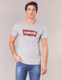 Ruhák Férfi Rövid ujjú pólók Levi's GRAPHIC SET-IN Szürke