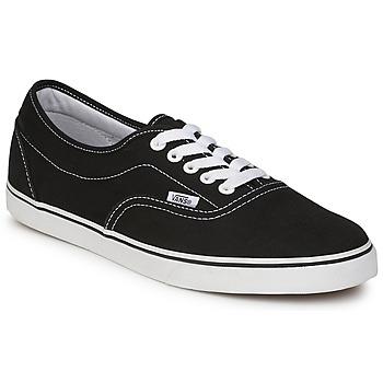 Shoes Rövid szárú edzőcipők Vans LPE Fekete  / Fehér