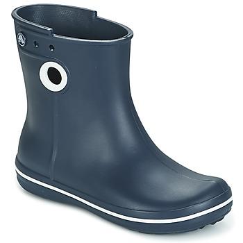 Cipők Női Gumicsizmák Crocs JAUNT SHORTY BOOTS Tengerész