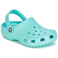 Cipők Gyerek Klumpák Crocs CLASSIC CLOG KIDS Kék