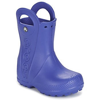 Shoes Gyerek Gumicsizmák Crocs HANDLE IT RAIN BOOT Kék