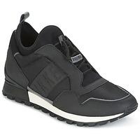 Cipők Férfi Rövid szárú edzőcipők Bikkembergs FEND-ER 942 Fekete