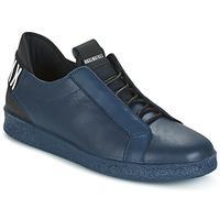 Cipők Férfi Rövid szárú edzőcipők Bikkembergs BEST 873 Kék