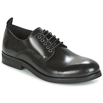 Cipők Férfi Oxford cipők Kost ORNE Fekete