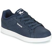 Shoes Fiú Rövid szárú edzőcipők Reebok Classic REEBOK ROYAL COMPLE Tengerész
