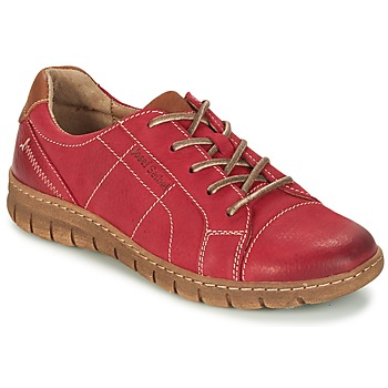 Cipők Női Oxford cipők Josef Seibel STEFFI 41 Piros