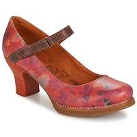 Shoes Női Félcipők Art HARLEM Piros