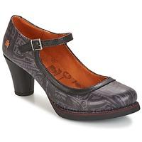Cipők Női Félcipők Art ST-TROPEZ Fekete