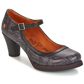 Shoes Női Félcipők Art ST-TROPEZ Fekete