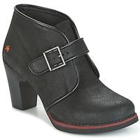 Cipők Női Bokacsizmák Art GRAN-VIA Fekete