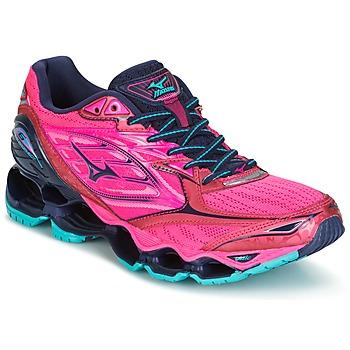 Cipők Női Futócipők Mizuno WAVE PROPHECY 6 (W) Rózsaszín