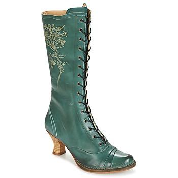 Cipők Női Városi csizmák Neosens ROCOCO Kék