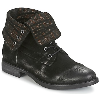 Cipők Női Csizmák Now BIANCA II Fekete