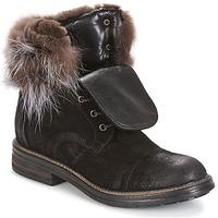 Cipők Női Csizmák Now BIANCA III Fekete