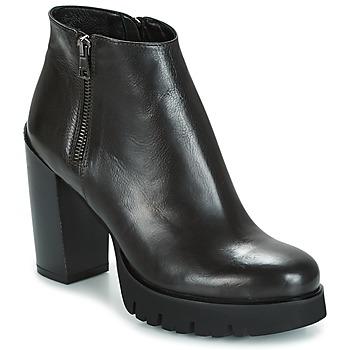Cipők Női Bokacsizmák Now TUTTO Fekete