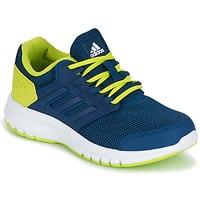 Cipők Fiú Futócipők adidas Performance GALAXY 4 K Kék