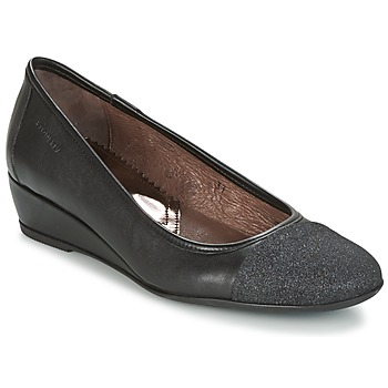 Cipők Női Félcipők Stonefly MAGGIE II 3 BIS GL/N Fekete