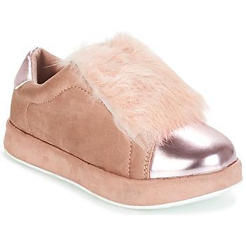 Cipők Női Rövid szárú edzőcipők Coolway TOP Rózsaszín