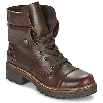 Cipők Női Csizmák Coolway HAMMER Barna