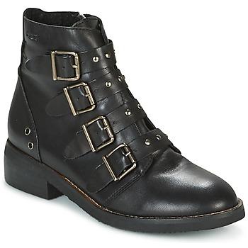 Cipők Női Csizmák Coolway DENZEL Fekete