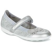 Cipők Lány Balerina cipők / babák Geox JR JODIE Avio