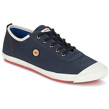 Cipők Férfi Rövid szárú edzőcipők Faguo OAK01 Tengerész