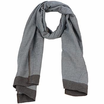 Textil kiegészítők Női Sálak / Stólák / Kendők Antik Batik ZOE Kék / Barna