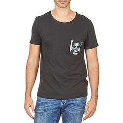 Ruhák Férfi Rövid ujjú pólók Eleven Paris LENNYPOCK Fehér