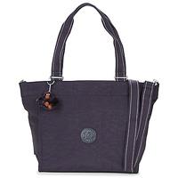 Táskák Női Bevásárló szatyrok / Bevásárló táskák Kipling NEW SHOPPER Lila