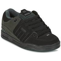 Cipők Férfi Rövid szárú edzőcipők Globe FUSION Fekete