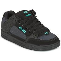 Cipők Férfi Rövid szárú edzőcipők Globe TILT Fekete