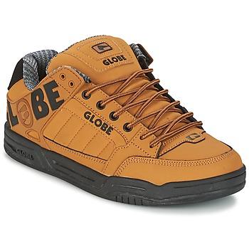 Cipők Férfi Rövid szárú edzőcipők Globe TILT Teve