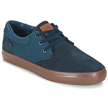Cipők Férfi Deszkás cipők Globe WILLOW Kék