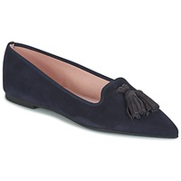 Shoes Női Balerina cipők / babák Pretty Ballerinas ANGELIS NAVY BLUE V007 /ANGELIS BALDER Kék