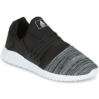 Cipők Férfi Rövid szárú edzőcipők Asfvlt AREA LOW Fekete  / Fehér