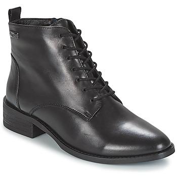Cipők Női Csizmák Les Tropéziennes par M Belarbi NICOLE Fekete