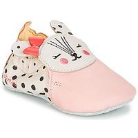 Cipők Lány Mamuszok Catimini REMOULADE Rózsaszín