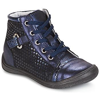 Cipők Lány Magas szárú edzőcipők GBB ROMIE Vte / Tengerész / Dpf / Regina