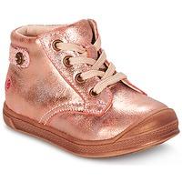 Cipők Lány Csizmák GBB REGINE Rózsaszín