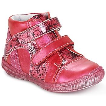 Cipők Lány Csizmák GBB ROXANE Málna